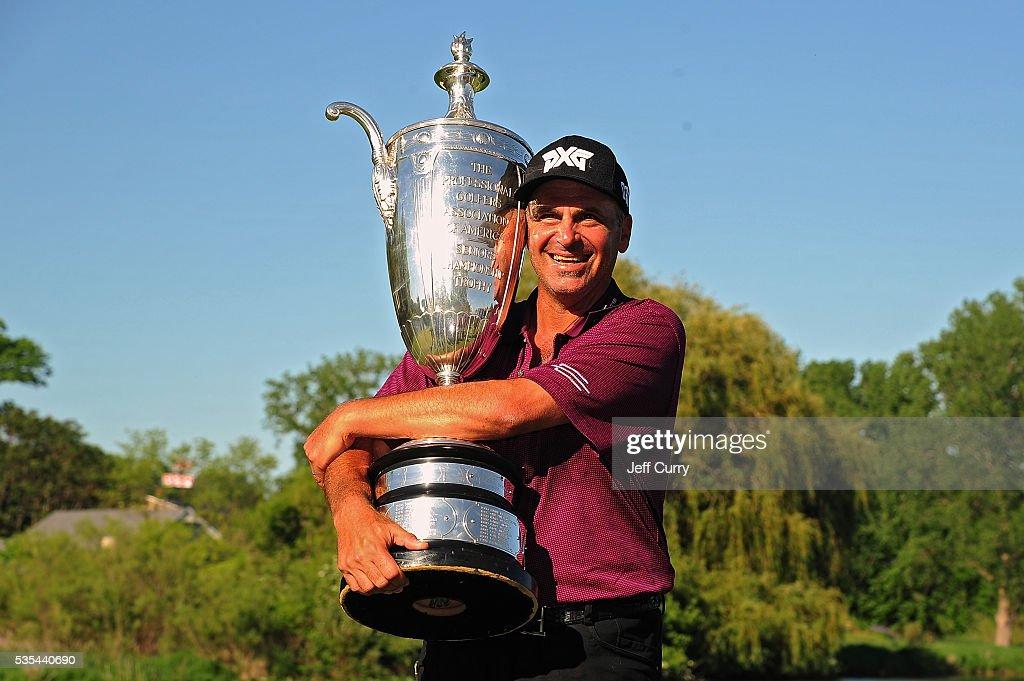 Senior PGA Championship - Final Round