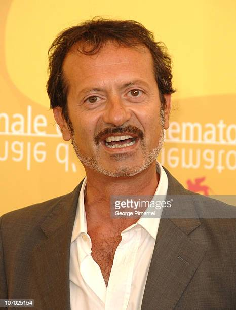 Rocco Papaleo during The 63rd International Venice Film Festival 'Non Prendere Impegni Stasera' Photocall at Palazzo del Casino in Venice Lido Italy