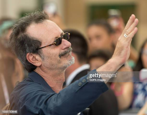 Rocco stock photos and pictures getty images piana salerno campania italy rocco papaleo italian actor seen greeting the fans during the festival the m4hsunfo