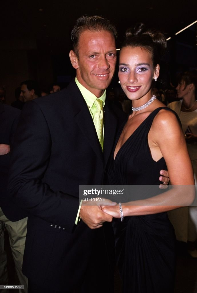Rocco Siffredi and wife Rosa. News Photo - Getty Images