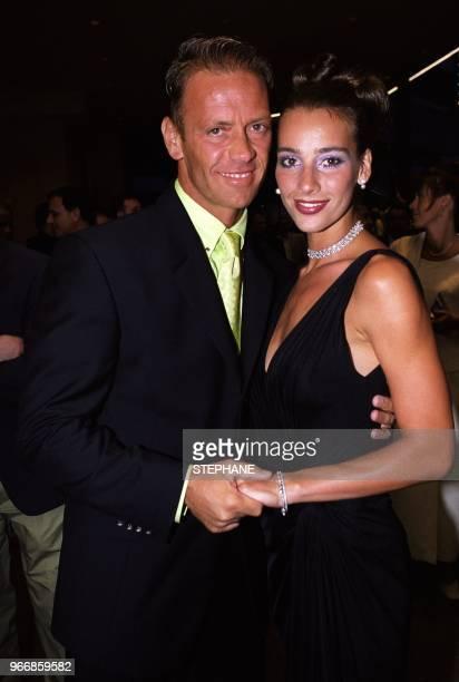 Rocco Siffredi and wife Rosa