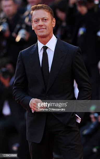 Rocco Siffredi attends 'Tinker Tailor Soldier Spy' Premiere at Palazzo del Cinema on September 5 2011 in Venice Italy