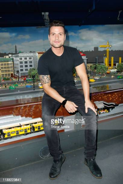 Rocco Stark attends the premiere of the film LEGO City Cops In Action at LEGOLAND Discovery Center Berlin on March 27 2019 in Berlin Germany