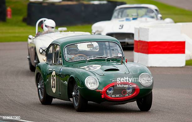 Rochdale GT Fordwater Trophy race at The Goodwood Revival Meeting 13th Sept 2013
