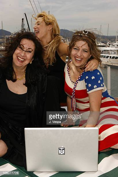 Rochelle Balin Amanda Swiston and Melissa Balin during 2006 Cannes Film Festival Amanda Swiston and Melissa Balin Portraits at AB Yacht in Cannes...
