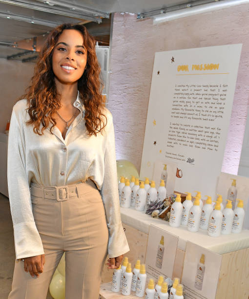 GBR: 'My Little Coco', Founded By Rochelle Humes, Launch Event