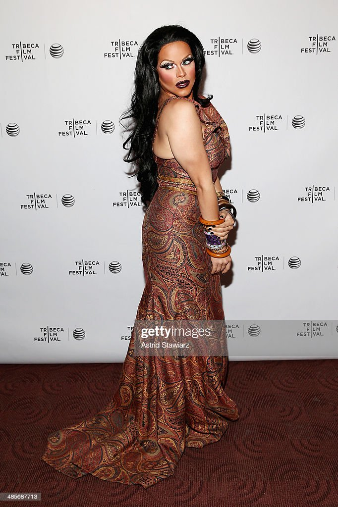 Rochelle Mon Cheri attends the 'Mala Mala' Premiere during the 2014 Tribeca Film Festival at Chelsea Bow Tie Cinemas on April 19, 2014 in New York City.