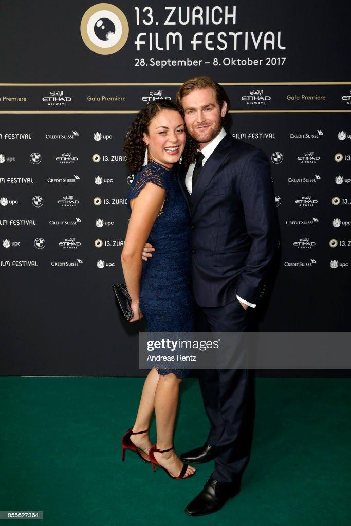 'Euphoria' Premiere - 13th Zurich Film Festival : News Photo