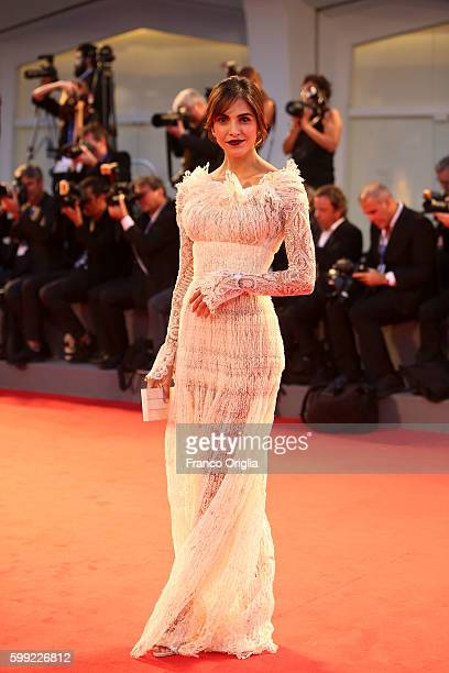 Rocio Munoz Morales attends the Kineo Diamanti Award Ceremony during the 73rd Venice Film Festival at on September 4 2016 in Venice Italy