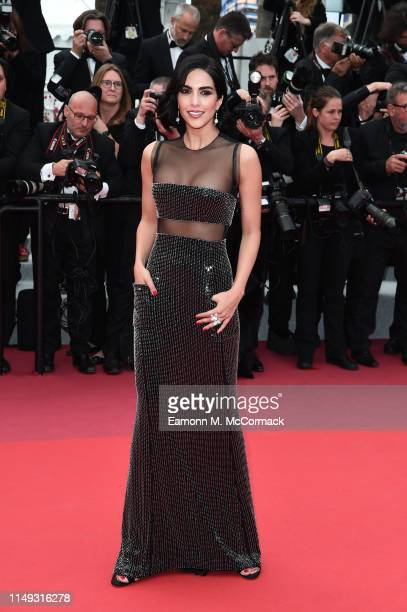 Rocio Munoz Morales attends the screening of Les Miserables during the 72nd annual Cannes Film Festival on May 15 2019 in Cannes France