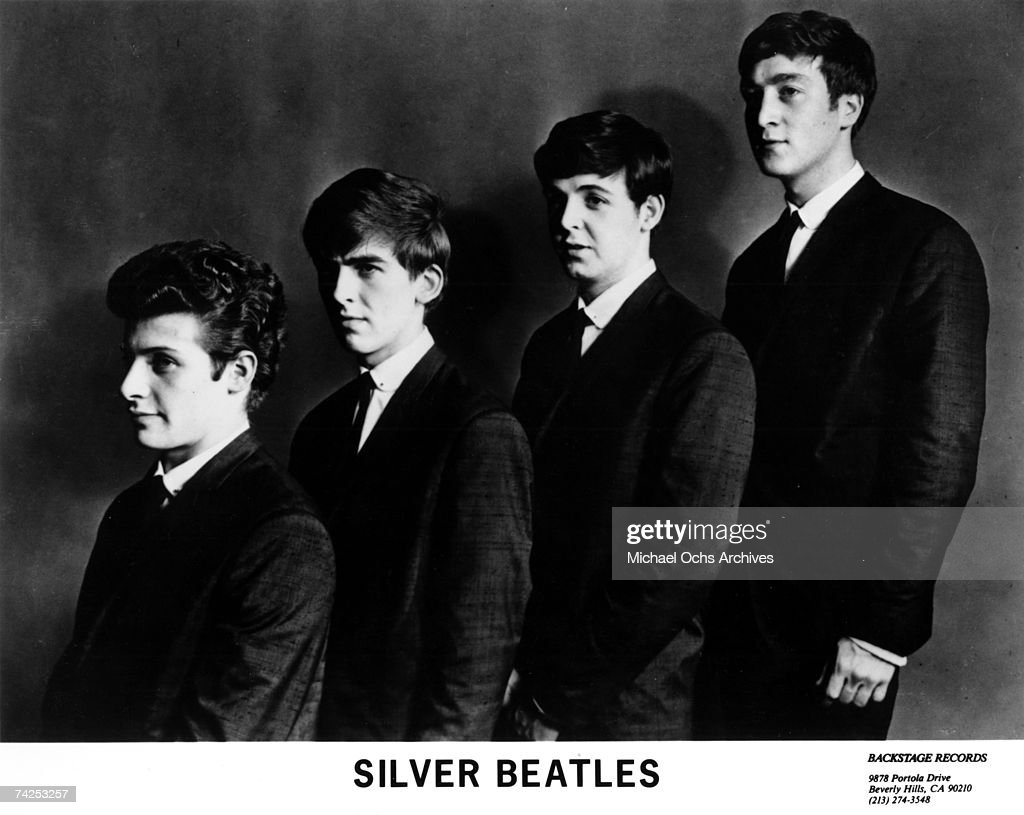 Beatles With Pete Best : News Photo