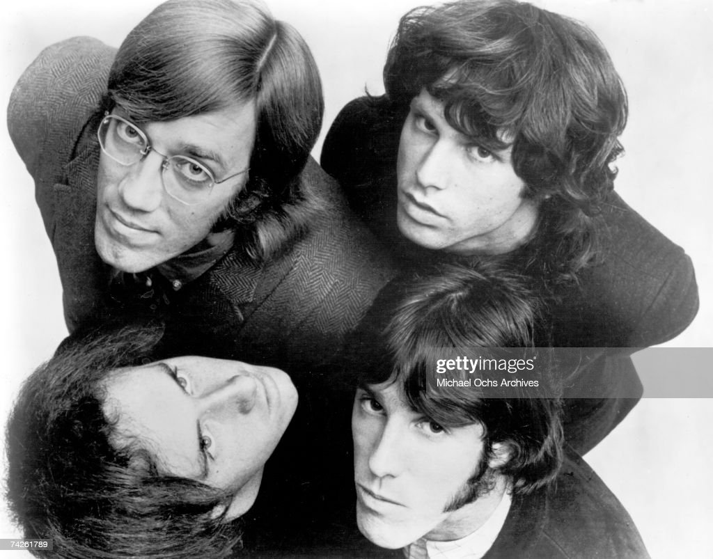 Rock and Roll group The Doors clockwise from top left Ray Manzarek Jim Morrison  sc 1 st  Getty Images & Founding Member Of The Doors Ray Manzarek Dies At 74 Photos and ... pezcame.com