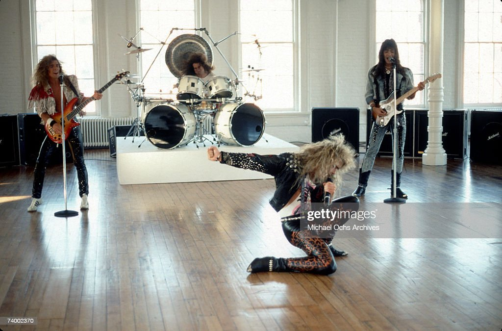 """White Lion"" Video Shoot : News Photo"