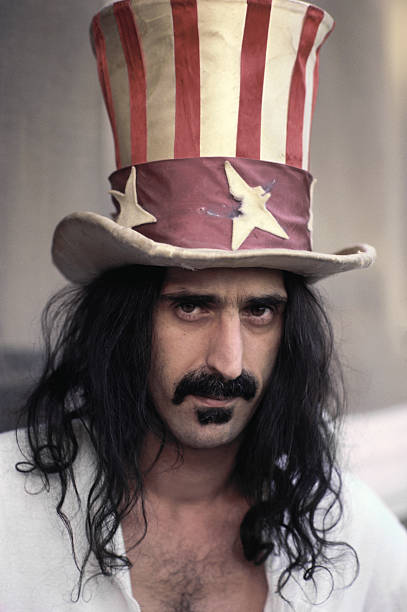 UNS: 21st December 1940 - Musician Frank Zappa Born
