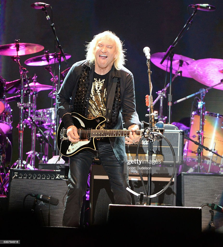 rock and roll hall of fame guitarist joe walsh of the band 39 s the news photo getty images. Black Bedroom Furniture Sets. Home Design Ideas
