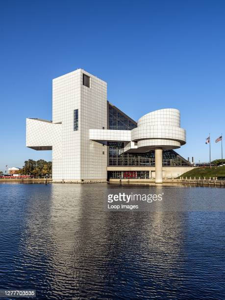 Rock and Roll Hall of Fame in Cleveland.