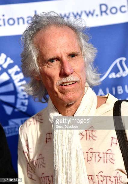Rock and Roll Hall of Fame member John Densmore founding drummer of The Doors attends the Medlock Krieger All Star Concert benefiting St Jude...