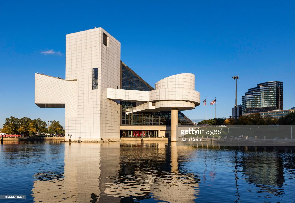 Rock and Roll Hall of Fame... : News Photo