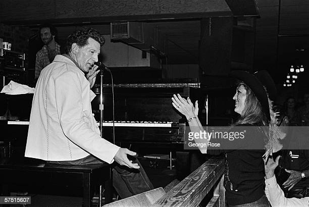 Rock and roll legend Jerry Lee Lewis performs in concert for a Longview Texas audience following stomach surgery in which he nearly died The intimate...