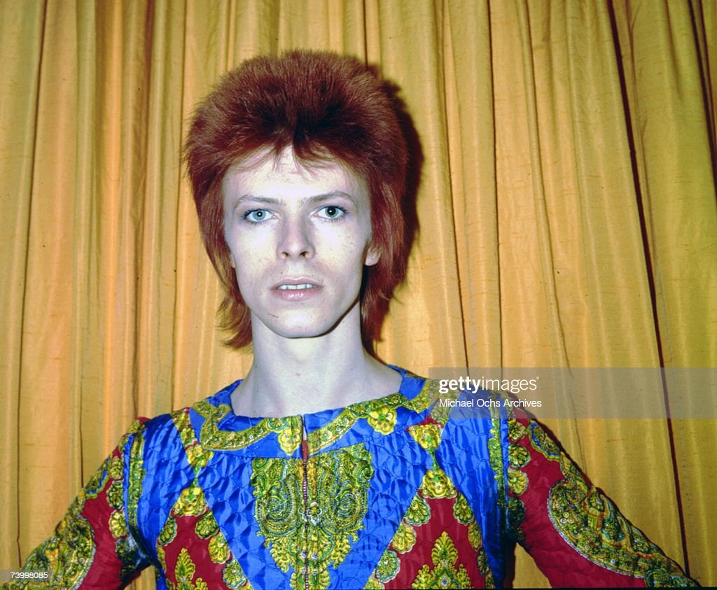 Archive Entertainment On Wire Image: David Bowie