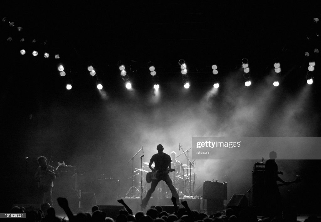 Rock and Roll : Foto de stock