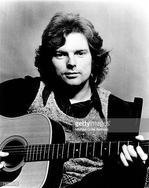 Rock and Roll singer Van Morrison poses for publicity photo in circa 1970