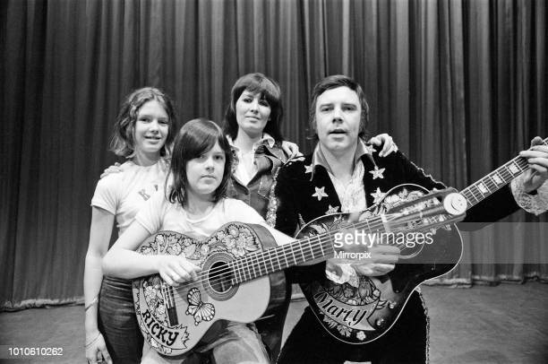 Rock and Roller Marty Wilde is currently on a nationwide sell out tour of Britain appearing for the first time with his family wife Joyce and...
