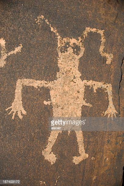 Rock Art Figure, Utah