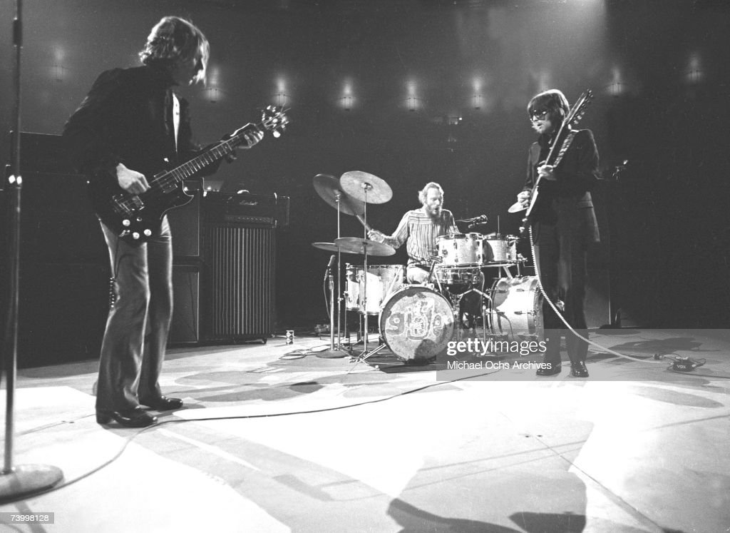 Cream At Madison Square Garden : News Photo