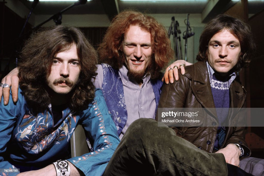"""Cream"" Portrait In New York : News Photo"
