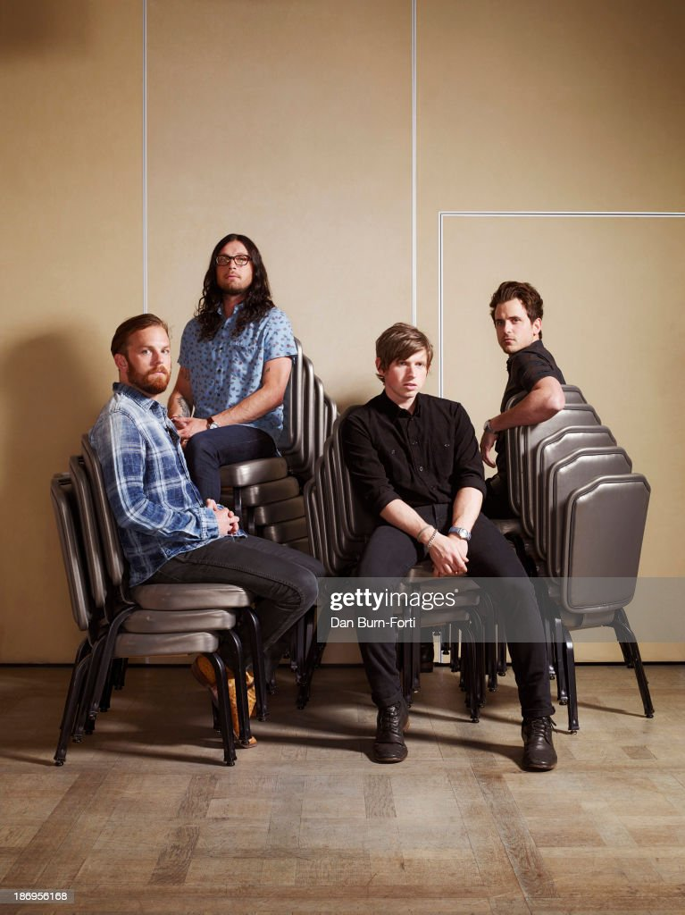 Kings of Leon, Telegraph UK, August 28, 2013