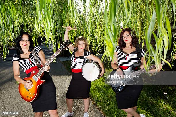 Rock band No Small Children is photographed for Los Angeles Times on July 11, 2016 in Los Angeles, California. PUBLISHED IMAGE. CREDIT MUST READ: Mel...