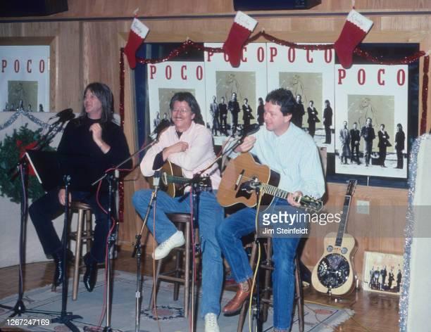 Rock band Poco in Minneapolis, Minnesota on November 1, 1989.