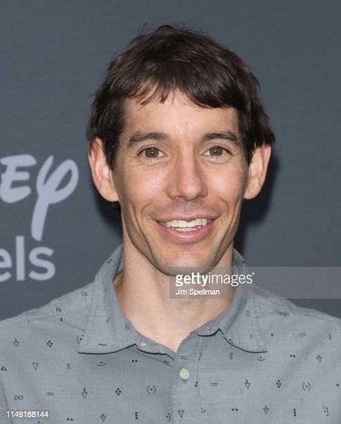 Rock climber Alex Honnold attends the 2019 Walt Disney Television Upfront at Tavern On The Green on May 14 2019 in New York City
