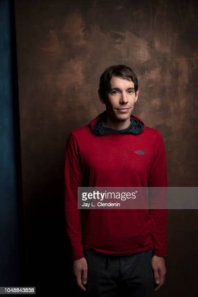 Rock climber Alex Honnold from 'Free Solo' is photographed for Los Angeles Times on September 10 2018 in Toronto Ontario PUBLISHED IMAGE CREDIT MUST...