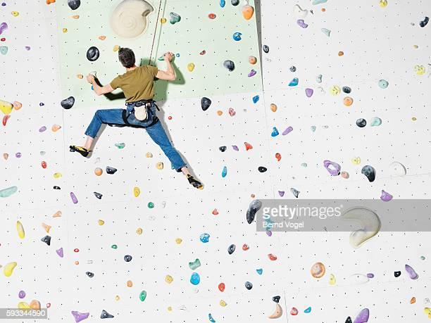 rock climber - rock climbing stock pictures, royalty-free photos & images