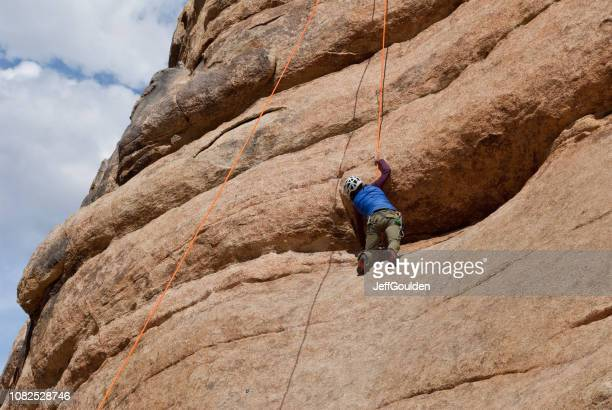 Rock Climbing at Joshua Tree National Park