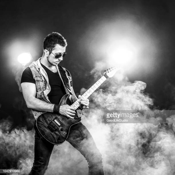 rock concert - classic rock stock pictures, royalty-free photos & images