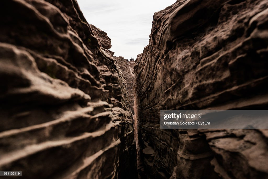 Rock Formations At Grand Canyon : Stock-Foto