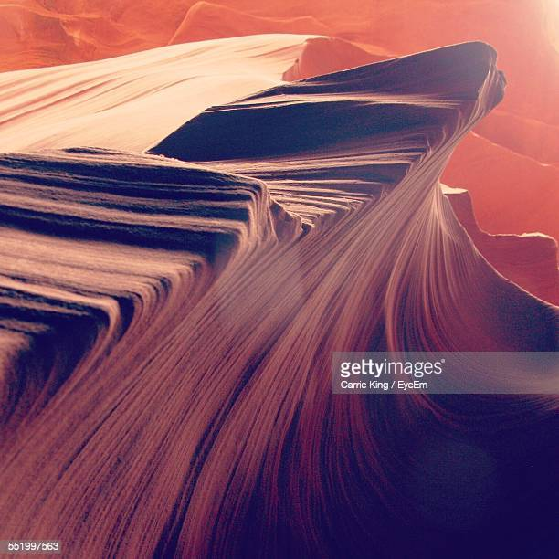 rock formations in canyon - sandstone stock photos and pictures