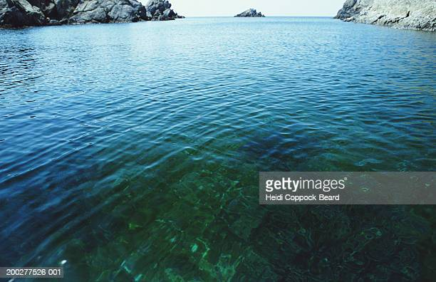 rock formations in sea - heidi coppock beard stock pictures, royalty-free photos & images