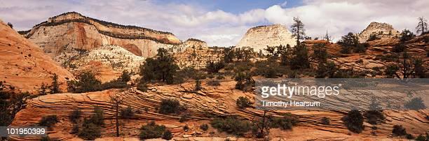 rock formations in valley of fire state park - timothy hearsum fotografías e imágenes de stock