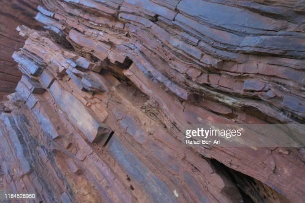 rock formations in western australia - rafael ben ari imagens e fotografias de stock
