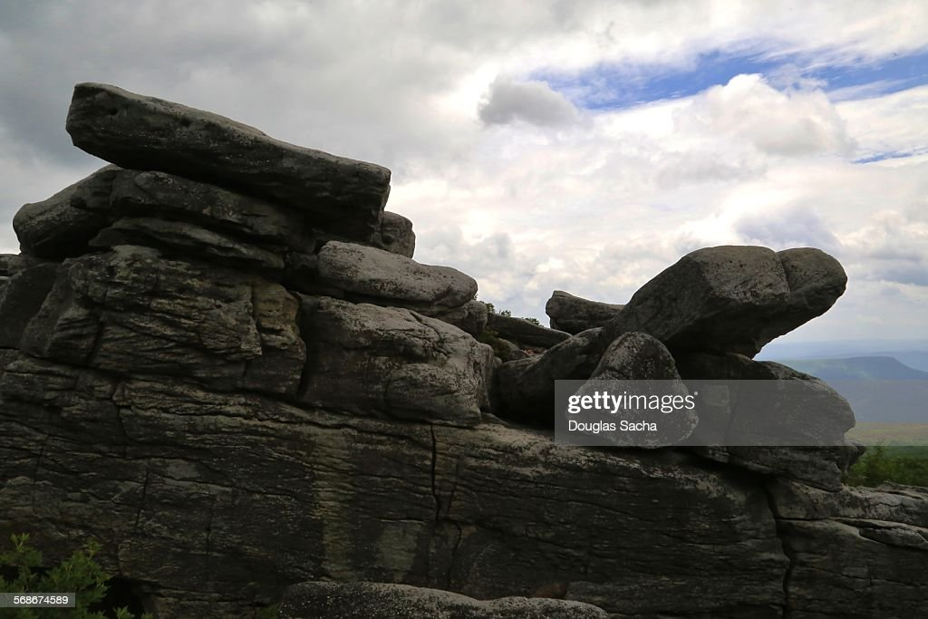 Rock formations : Stock Photo
