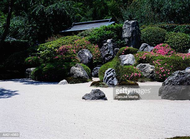 Rock Garden in Kamakura, Japan