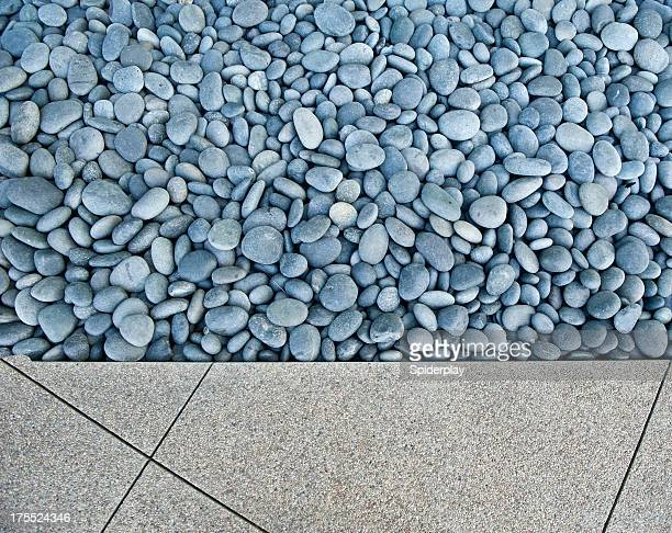 rock garden - landscaped stock pictures, royalty-free photos & images