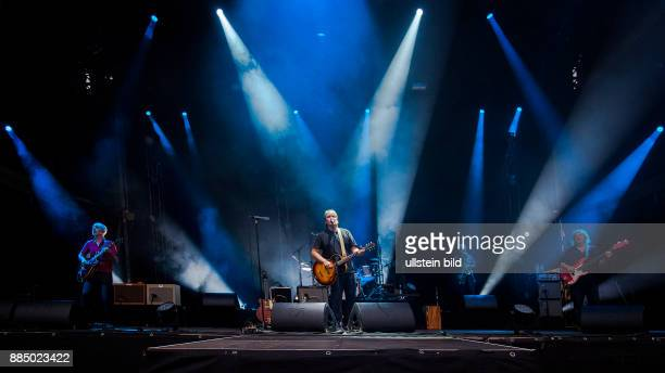 ELEMENT OF CRIME Rock GER performing on July 16 at Zitadelle Spandau Berlin Germany overview