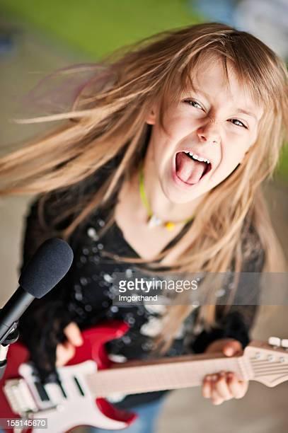 Rock Mädchen