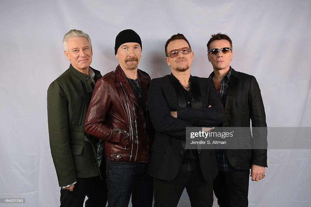 U2, Los Angeles Times, February 8, 2014
