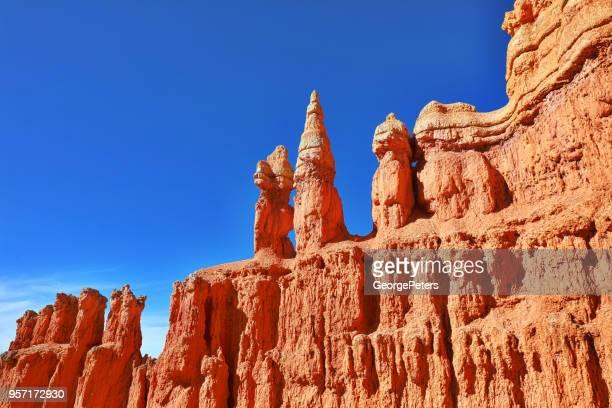 Rock Hoodoos. Bryce Canyon National Park. Peekaboo Trail